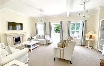 Lounge, The Hamptons, 1 Ansteys Mews, Torquay, Devon
