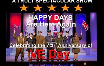 Happy Days Are Here Again, Palace Theatre, Paignton, Devon