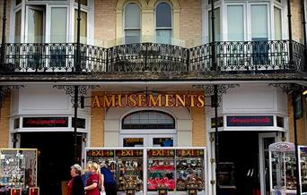 Harbour Amusements - Torquay, Devon