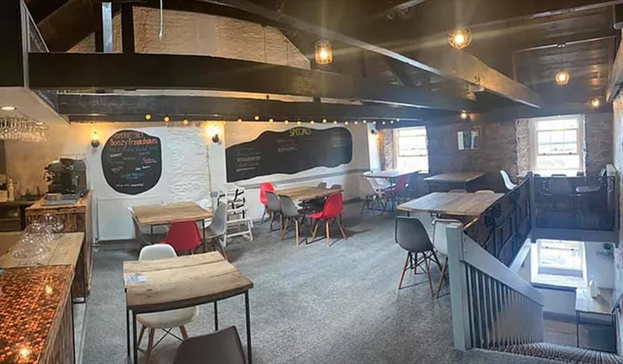 The Harbour Diner, Brixham, Devon