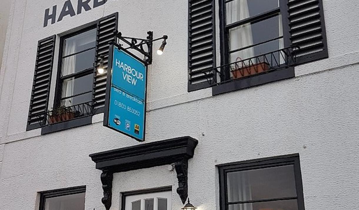 Exterior, Harbour View, King Street, Brixham, Devon