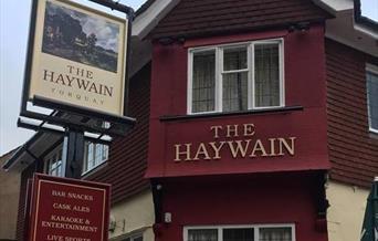 The Haywain, Torquay, Devon