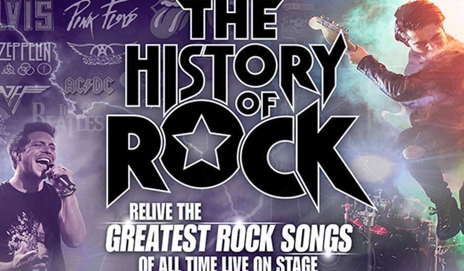 The History of Rock, Babbacombe Theatre, Torquay, Devon
