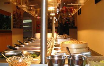 Honeymoon Oriental Buffet Restaurant, Paignton, Devon