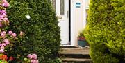 Entrance to Raddicombe Lodge, Brixham, Devon