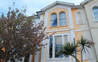 Heathcliff House Historic Victorian Villa Agatha Christie Vicarage English Riviera Torquay in Devon