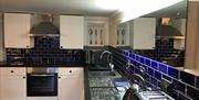 Kitchen,  Atlantis Holiday Apartments, Torquay, Devon