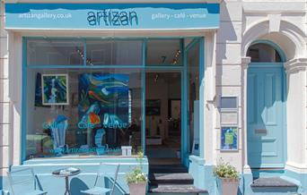 Artizan Gallery front
