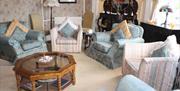 Lounge, Ashleigh House, 61 Meadfoot Lane, Torquay, Devon