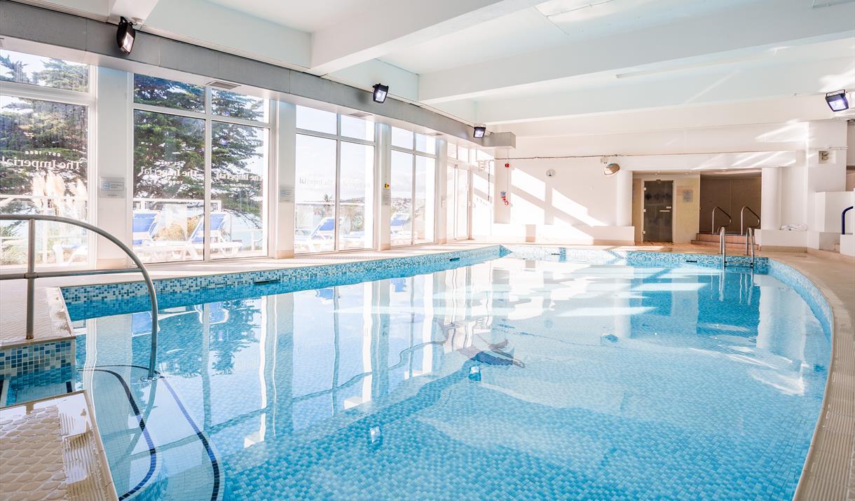 Imperial Indoor Pool, Torquay, Devon
