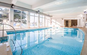 Imperial Indoor Pool, Torquay, Devon