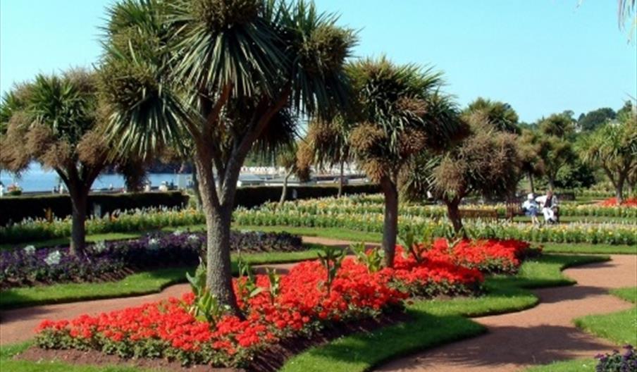 Italian Gardens - Abbey Park