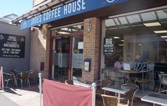 Jades Coffee House Paignton, Devon