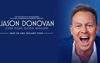 Jason Donovan - Even More Good Reasons, Princess Theatre, Torquay, Devon