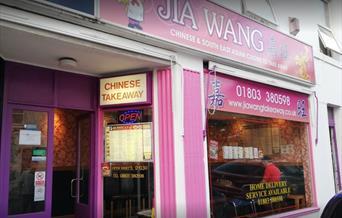 Jia Wang, Torquay, Devon
