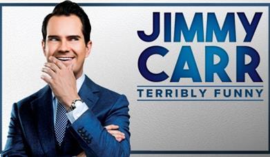 Jimmy Carr - Terribly Funny, Princess Theatre, Torquay, Devon