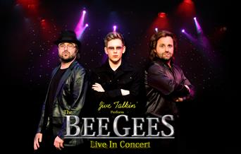 Jive Talkin' perform the Bee Gees, Palace Theatre, Paignton, Devon
