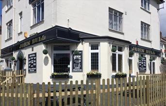 The John Bull Torquay, Devon