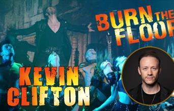 Kevin Clifton - Burn The Floor, Princess Theatre, Torquay, Devon
