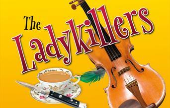 The Ladykillers, Little Theatre, Torquay, Devon