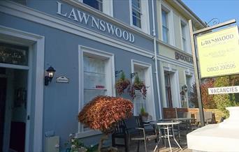 Exterior, Lawnswood Guest House, Torquay, Devon