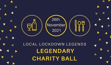 Legendary Charity Ball, The Grand Hotel, Torquay, Devon