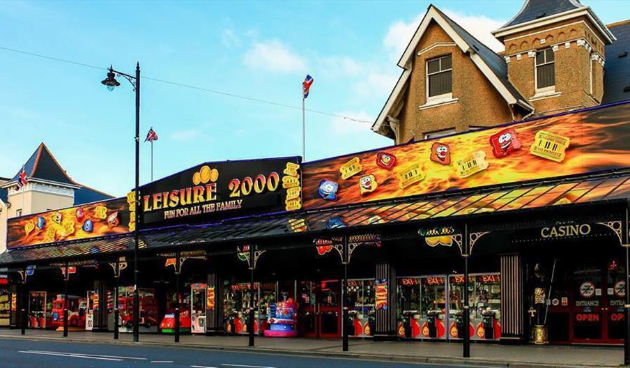 Leisure 2000 Amusement Arcade, Paignton, Devon