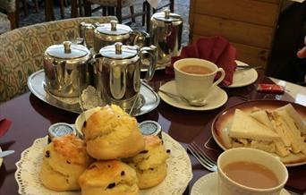 Lily's Tearoom & Restaurant, Paignton, Devon