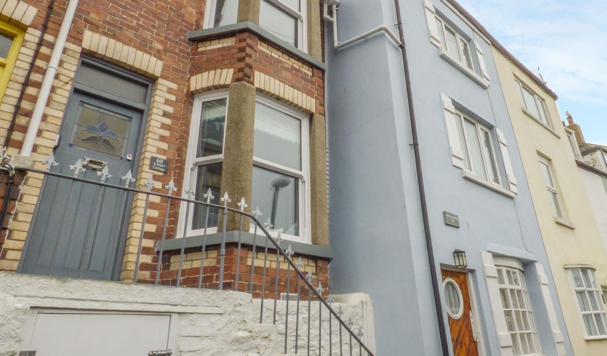 Exterior, Limpet Cottage, Higher Street, Brixham, Devon