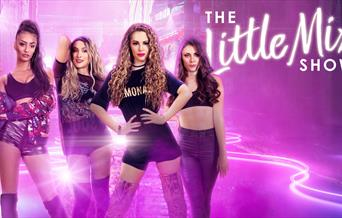 The Little Mix Show, Palace Theatre, Paignton, Devon