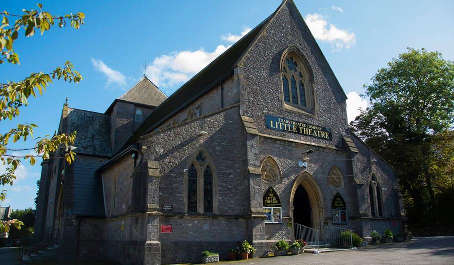 The Little Theatre, Torquay, Devon