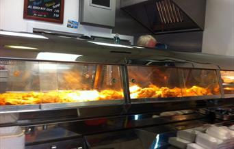 London Fryer, Paignton, Devon