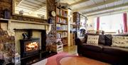 Lounge at Brixham House, Brixham, Devon
