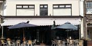 Lulu's Coffee Shop and Wine Bar, Torquay, Devon