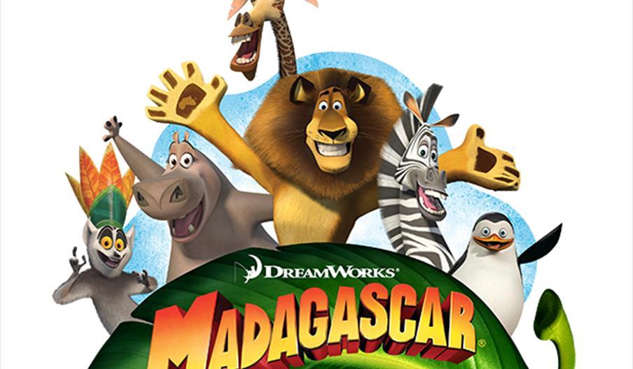 Madagascar the Musical JR, Palace Theatre, Paignton, Devon