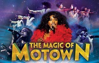 The Magic of Motown, Princess Theatre, Torquay, Devon