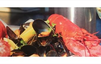 Man Fridays Lobster House, Torquay, Devon