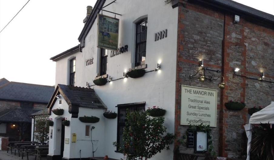 Manor Inn Galmpton, Devon