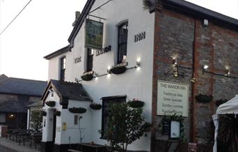Manor Inn Galmpton, Devon