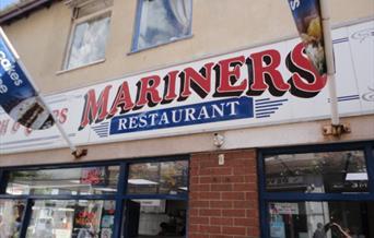 Mariners Fish and Chips Paignton, Devon