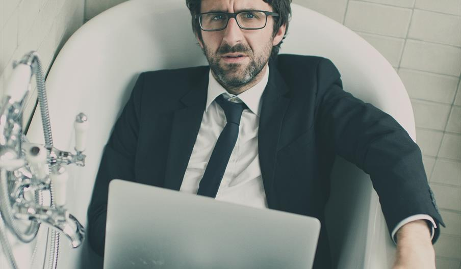Mark Watson: How Can You Almost Win, Palace Theatre, Paignton, Devon