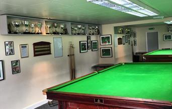 The Match Room Sports and Social Club, Paignton, Devon