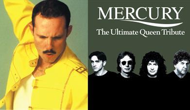 Mercury: The Ultimate Queen Tribute, Princess Theatre, Torquay, Devon