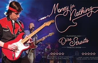 Money for Nothing - Dire Straits Tribute '20th Anniversary Tour', Babbacombe Theatre, Torquay, Devon