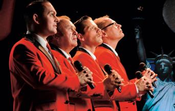 The New Jersey Boys, Little Theatre,m Torquay, Devon