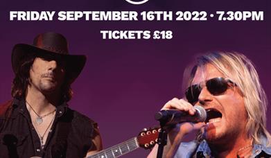 New Jovi - The Ultimate Tribute to Bon Jovi, Brixham Theatre, Brixham, Devon