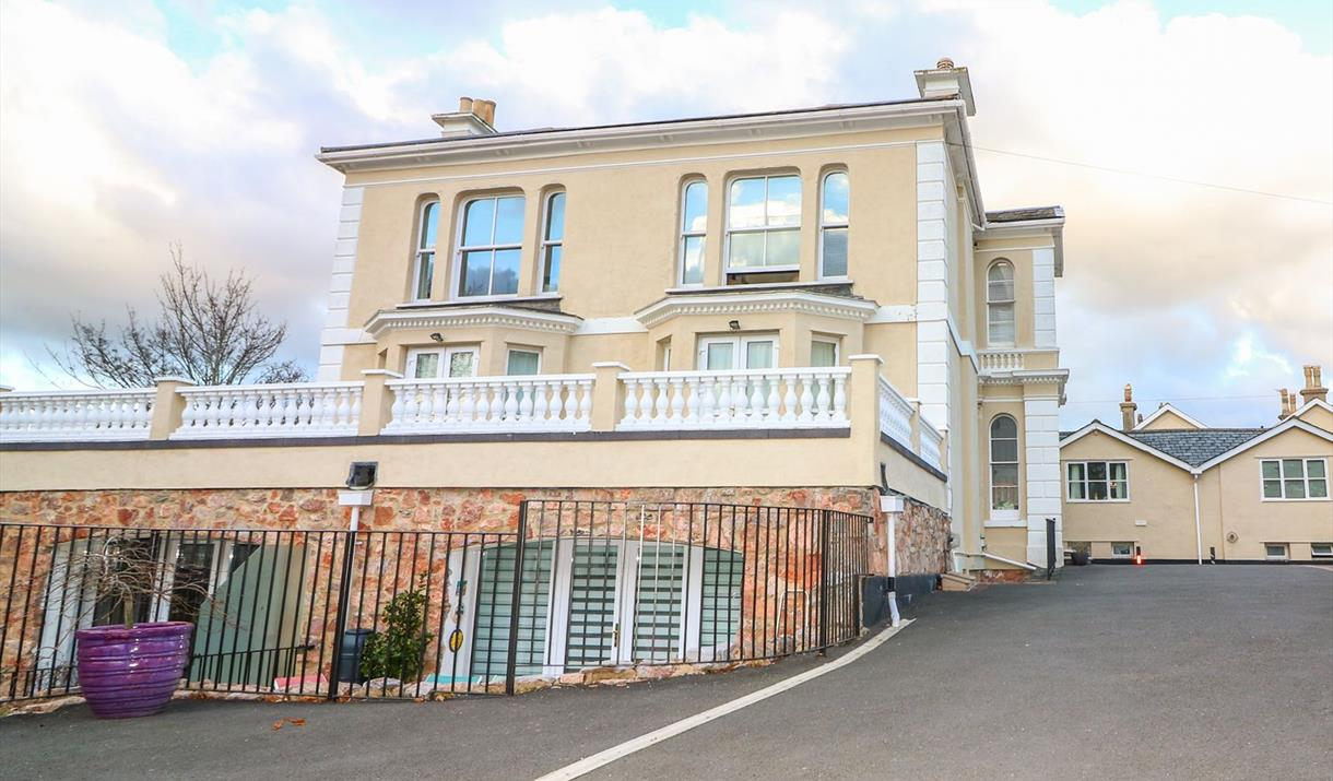 Exterior, Cottage 1, Newcourt, Torquay, Devon