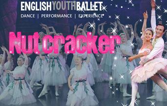 English Youth Ballet - The Nutcracker, Princess Theatre, Torquay, Devon