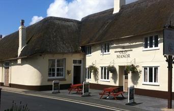 Old Manor Inn, Paignton, Devon
