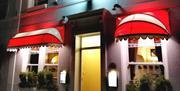 Exterior, Old Vienna Restaurant Torquay, Devon
